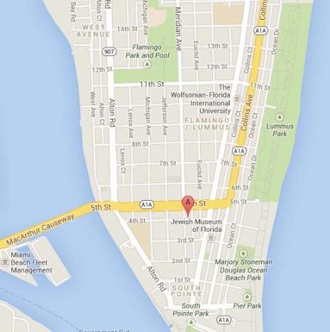 Chabad Of South Beach Miami Beach Fl